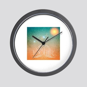 Forever Together Wall Clock