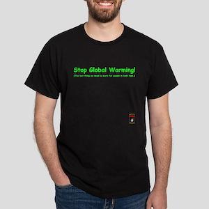 StanktopsBLACK T-Shirt