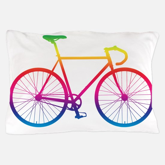 Funny Cycling Pillow Case