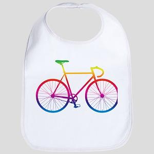 Road Bike - Rainbow Bib
