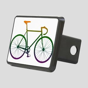 Road Bike - Gradient Rectangular Hitch Cover
