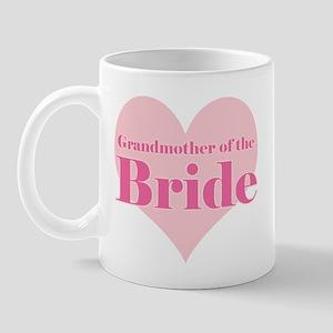 Grandmother of the Bide pink Mug
