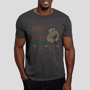 family guy quagmire ugly christmas Dark T-Shirt