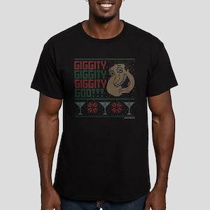 family guy quagmire ug Men's Fitted T-Shirt (dark)