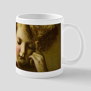 Cupid Asleep Mugs
