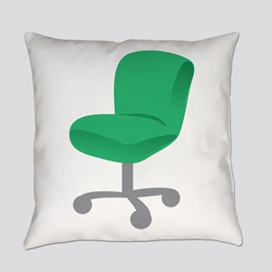 Office Chair Everyday Pillow