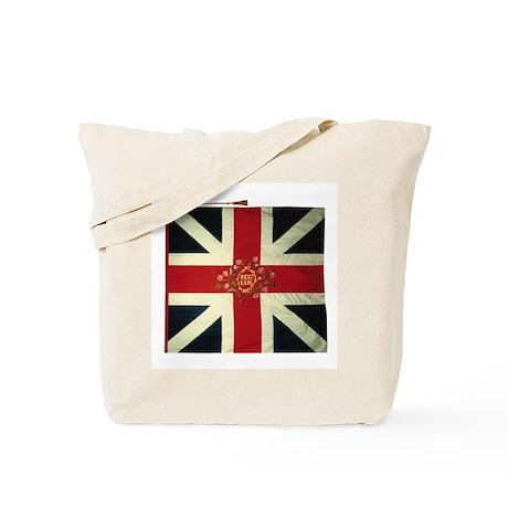 British King's colour Tote Bag