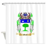 Mazot Shower Curtain