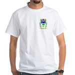 Mazet White T-Shirt