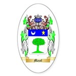 Mazel Sticker (Oval 50 pk)