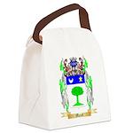 Mazel Canvas Lunch Bag