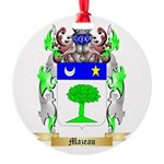 Mazeau Round Ornament