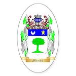 Mazeau Sticker (Oval 50 pk)