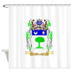 Mazeau Shower Curtain