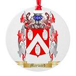 Mayward Round Ornament