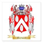 Mayward Square Car Magnet 3
