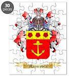 Mayorovits Puzzle