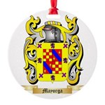 Mayorga Round Ornament