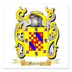 Mayorga Square Car Magnet 3
