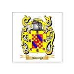 Mayorga Square Sticker 3