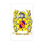 Mayorga Sticker (Rectangle)