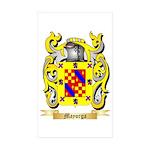 Mayorga Sticker (Rectangle 10 pk)