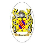 Mayorga Sticker (Oval 50 pk)