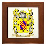 Mayorga Framed Tile