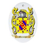 Mayorga Oval Ornament