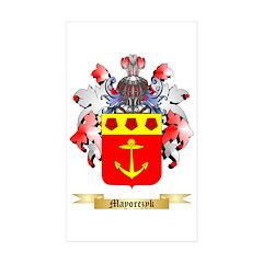 Mayorczyk Sticker (Rectangle 10 pk)