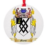 Mayor Round Ornament