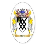 Mayor Sticker (Oval 50 pk)