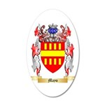 Mayo 20x12 Oval Wall Decal