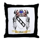 Mayn Throw Pillow