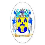 Maykin Sticker (Oval)