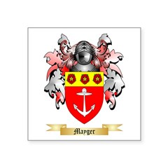 Mayger Square Sticker 3