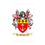 Mayger Sticker (Rectangle 50 pk)