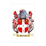 Mayfield Sticker (Rectangle 50 pk)