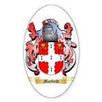 Mayfield Sticker (Oval)