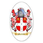 Mayfield Sticker (Oval 50 pk)