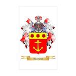 Mayeur Sticker (Rectangle 50 pk)