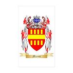 Mayes Sticker (Rectangle 50 pk)