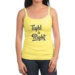 Tight is Right Jr. Spaghetti Tank