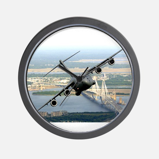 America's Gateway to the Worl Wall Clock