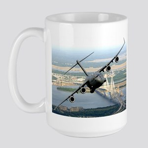 America's Gateway to the Worl Large Mug