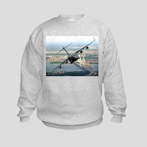 America's Gateway to the Worl Kids Sweatshirt