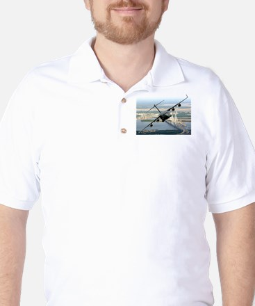 America's Gateway to the Worl Golf Shirt