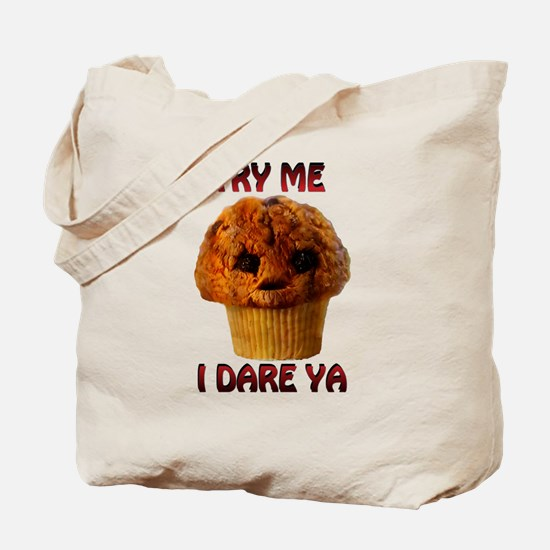 Unique Muffin Tote Bag