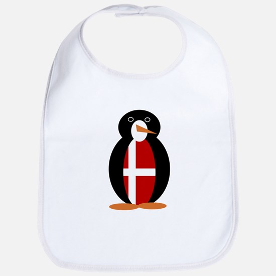 Penguin of Denmark Bib