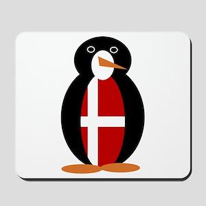 Penguin of Denmark Mousepad